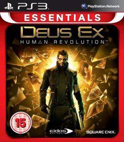 Deus Ex: Human Revolution (Essentials) (PS3)