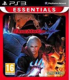 Devil May Cry 4 (Essentials) (PS3)
