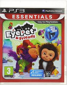 EyePet & Friends (Essentials) (PS3)