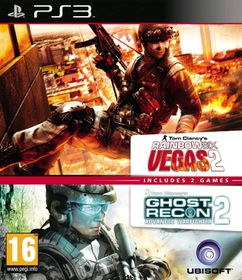 Rainbow Six Vegas 2 And Ghost Recon Advanced Warfighter 2 (Double Pack) (PEGI) (PS3)