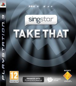 Sing Star Take That (Solus) (PS3)