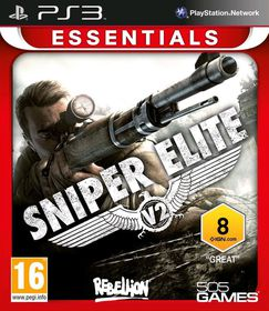 Sniper Elite V2 (Essentials)(PS3)