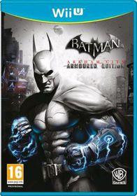 Batman: Arkham City - Armoured Edition (Wii-U)