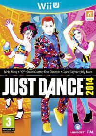 Just Dance 2014 (Wii-U)