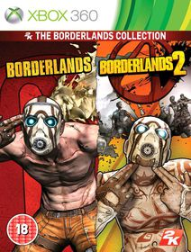 Borderlands 1 and 2 Collection (Xbox 360)