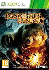 Cabela's Dangerous Hunts 2011 (Solus) (Xbox 360)