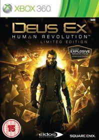 Deus Ex: Human Revolution Limited (Xbox 360)