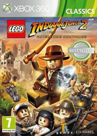 LEGO Indiana Jones 2: The Adventure Continues - Classics (Xbox 360)
