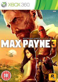 Max Payne 3 (BBFC) (Xbox 360)