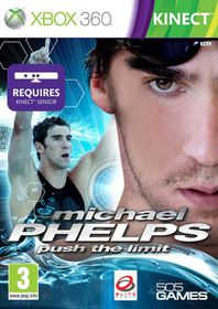 Michael Phelps: Push The Limit (Kinect) (Xbox 360)