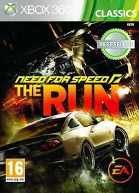 Need For Speed: The Run - Classics (Xbox 360)