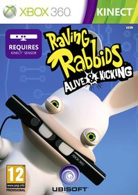 Raving Rabbids: Alive And Kicking (Kinect) (Xbox 360)