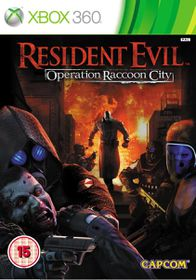 Resident Evil: Operation Raccoon City (BBFC) (Xbox 360)