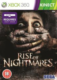 Rise Of Nightmares (Kinect) (Xbox 360)