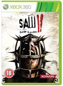 SAW II: Flesh And Blood (BBFC) (Xbox 360)