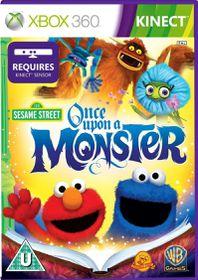 Sesame Street: Once Upon A Monster (BBFC) (Xbox 360)