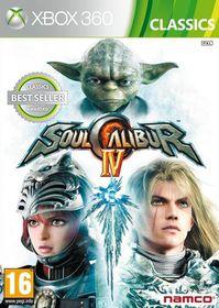 Soulcalibur IV - Classics (Xbox 360)