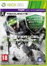 Tom Clancy's Splinter Cell: Blacklist Upper Echelon Edition (Xbox 360)