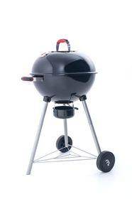 Megamaster - 570 Elite Charcoal Grill - Black