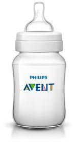 Avent - Classic Plus - Airflex Feeding Bottles - 260ml Single