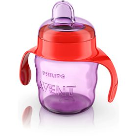 Avent - Classic Girls Spout Cup with - 200ml