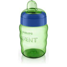 Avent - Classic Girl Spout Cup with - 260ml