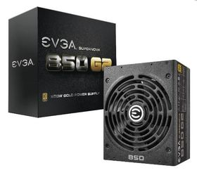 EVGA G2 Gold Series 850W PSU