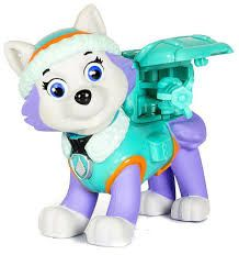 Paw Patrol Pup With Transforming Backpack