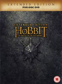 The Hobbit: The Battle Of The Five Armies - Extended Edition (Import DVD)