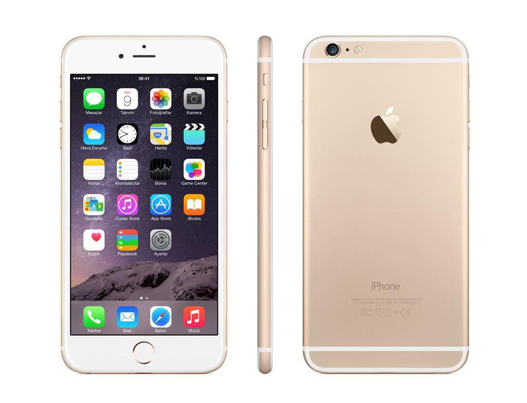Apple iPhone 6s Plus 64GB Gold. Loading zoom