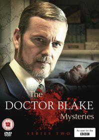 The Doctor Blake Mysteries: Series 2 (Import DVD)