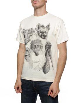 Ugliest 5 T-Shirt - Natural
