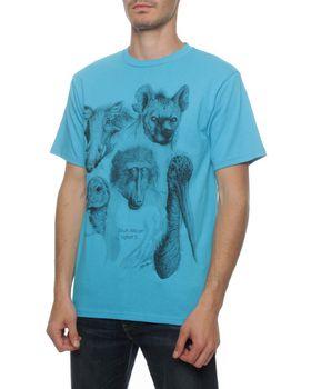 Ugliest 5 T-Shirt - Turquoise