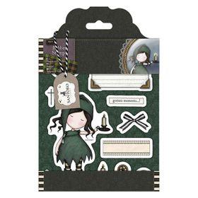 Docrafts Gorjuss Rubber Stamp - Nightlife