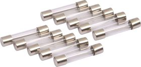 Moto-Quip - Assorted Glass Fuses -10 Piece