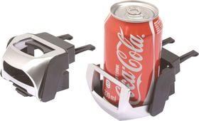 Moto-Quip - Air vent Single Clip On Drink Holder