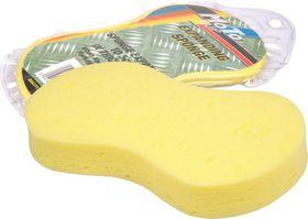 Moto-Quip - Expanding Wash Sponge - Yellow