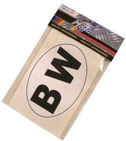 Moto-Quip - Botswana Sticker