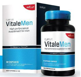 Climux Vitalemen - 60 Capsulesules