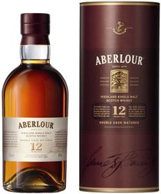 Aberlour - 12 Year Old Single Malt Whisky - Case 6 x 750ml