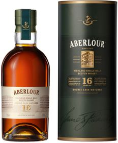 Aberlour - 16 Year Old Single Malt Whisky - Case 6 x 750ml