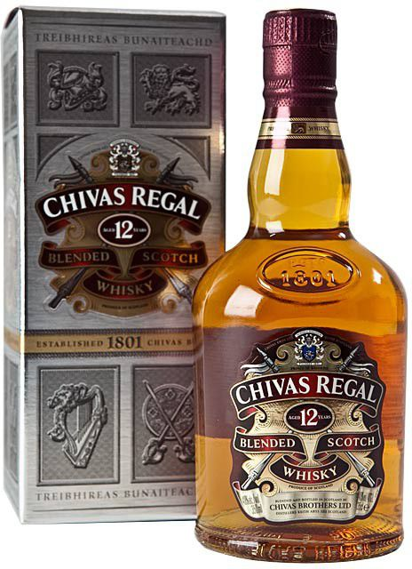 Chivas regal 12 year old scotch whisky 750ml 150201 buy online in south africa - Chivas regal 18 1 liter price ...