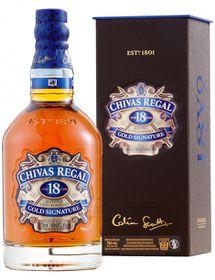 Chivas Regal - 18 Year Old Scotch Whisky - 750ml