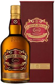 Chivas Regal - Extra Scotch Whisky - Case 6 x 750ml