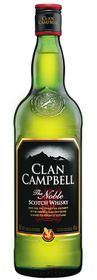Clan Campbell - Scotch Whisky - 750ml