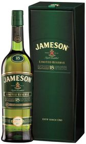 Jameson - 18 Year Old Irish Whiskey - Case 6 x 750ml