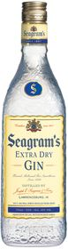 Seagrams - Extra Dry Gin - 750ml