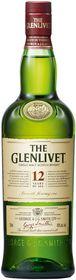 The Glenlivet - 12 Year Old Single Malt Whisky - 750ml
