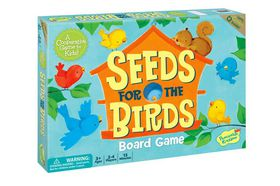Seeds for the Birds Cooperative Board Game