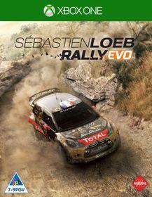 Sebastien Loeb: Rally EVO (Xbox One)